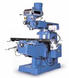 PF-5S & PF-5VS Vertical Turret Milling Machine (PF-5S-PF-5VS Vertical Turret Milling Machine)