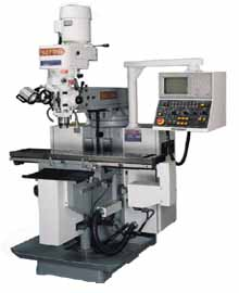 PF-6HCNC Vertical Turret Milling Machine (PF-6HCNC Vertical Turret Milling Machine)