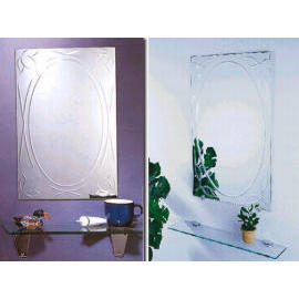 Bathroom-Use Glass and Mirrors