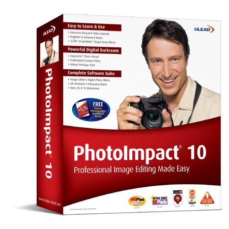 PhotoImpact 10 (PhotoImp t 10)