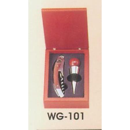WINE GIFT SET (OPENER&STOPPER) (ВИНО Gift Set (OPENER & STOPPER))