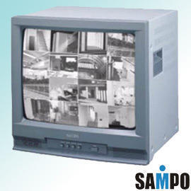 Monochrome CRT Monitor