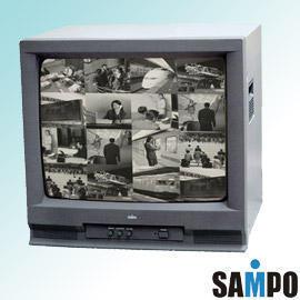 Monochrome CRT Monitor (Monochrome CRT Monitor)
