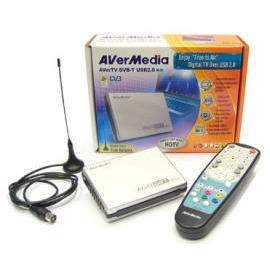 AVerTV DVB-T USB 2.0 (hdtv dvbt digital tv tuner box) (AVerTV DVB-T USB 2.0 (HDTV DVBT цифровой тюнер))