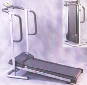 WALK TRACK FLATBED TREADMILL (FOLDABLE) (ПРОГУЛКА TRACK FLATBED тредбане (FOLDABLE))