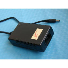 30~40W switching power supply, IEC320 C-14 inlet connector, 100-240V Input range