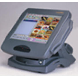 LCD Intergrated Touch Screen POS Station