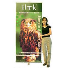 ilook, Portable Banner Stand