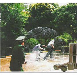 Air-Charged Catching Net (Воздушные заряженные Catching нетто)