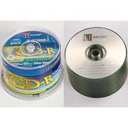 CD-R 50pcs in cake box (CD-R в 50pcs Cake Box)