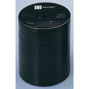 CD-R Black 100pcs shrink wrapped