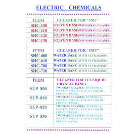 ELECTRICAL CLEANER, CLEANER, l,