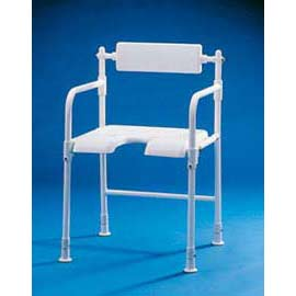 The Foldable Shower Chair
