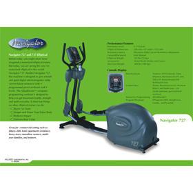 Fitness Equipment-Ellipticals