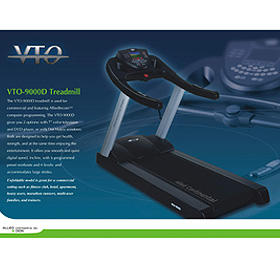 Fitness Equipment-Treadmills