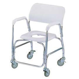 PORTABLE DELUXE SHOWER CHAIR (PORTABLE DE LUXE chaise de douche)