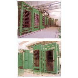 PRINTED CIRCUIT BOARD VACUUM LAMINATING MACHINE