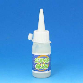 Supper Glue , Stationery