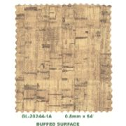 Sponge casting leather with cork print (Sponge литья кожи с пробкой для печати)