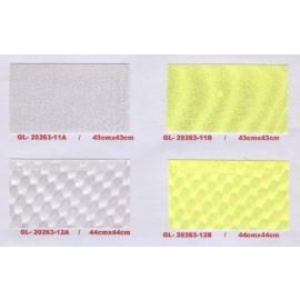 Reflective PVC sheet