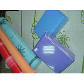 Yoga Mat`s Yoga & Bricks (Yoga Mat`s Yoga & Bricks)