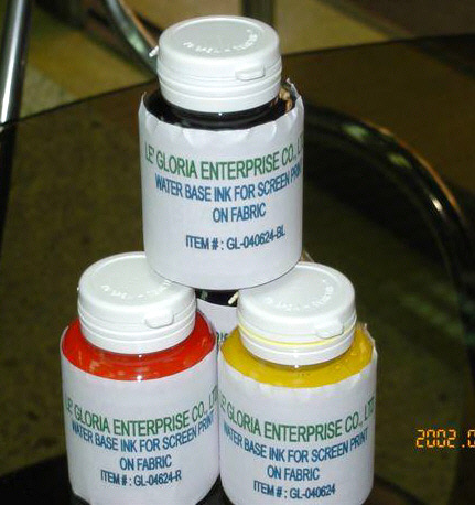 Water Basis Color Print Glue for Screen Print on Fabrics (Water Basis Color Print Glue for Screen Print on Fabrics)