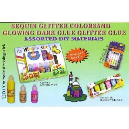 Glitter Glue, Briefpapier (Glitter Glue, Briefpapier)
