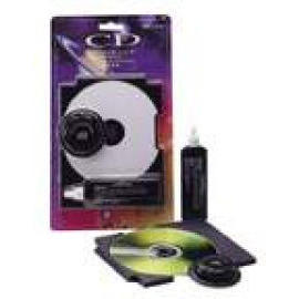CD & DVD Cleaning Kit (CD & DVD Cleaning Kit)