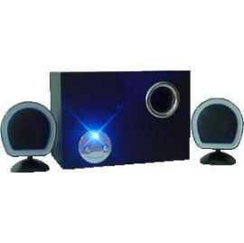 2.1 Channel Subwoofer Speaker (2.1 canaux Subwoofer)