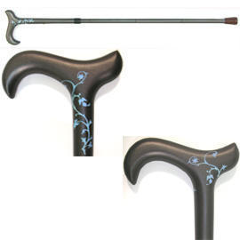 CARBON WALKING CANE