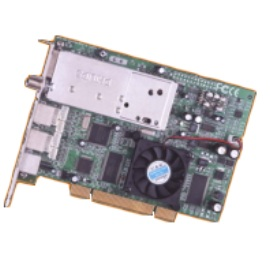 Internal PCI MPEG2 encoder card plus TV-tuner