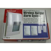 Wireless seucirty auto dialer systems