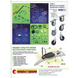 Caster,Medical & hospital equipment