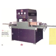 HIGH-FREQUENCY WOOD/BAMBOO JOINING MACHINE FOR PARQUET