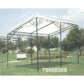 2x3M PATIO GAZEBO. (2x3m PATIO беседка.)