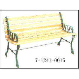 10 SLAT VERSION PARK BENCH (10 SLAT ВЕРСИЯ Park Bench)