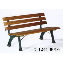 PARK BENCH WITHOUT ARM REST (Park Bench без подлокотника)