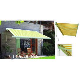 ALU.HOUSING AWNING FRAME