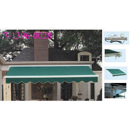 HOUSING ALU .AWNING