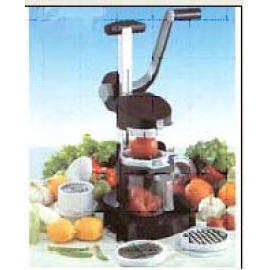 Gourmet Food Processor Chops, Juicer, Slicer
