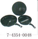 3PC FRY PAN SET TEFLON NON STICK COATING (3PC Сковородка SET TEFLON NON антипригарное покрытие)