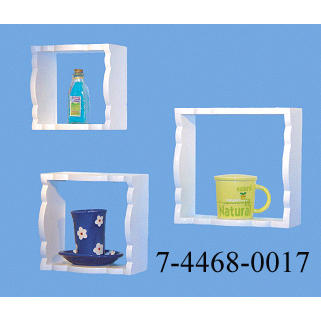 WALL-MOUNTED SET /3CUBE DISPLAY (НАСТЕННЫЕ SET / DISPLAY 3CUBE)