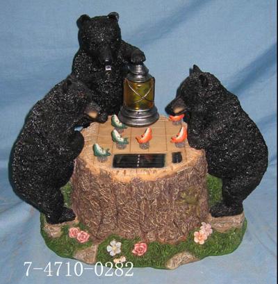 THREE BEAR PLAY CHESS (ТРИ BEAR играют в шахматы)