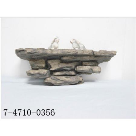 STONE WALL SHELF (Каменной Стеной ШЕЛЬФА)