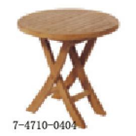 Small round table (Маленький круглый стол)