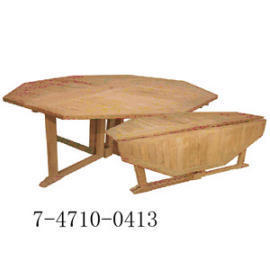 Octagonal Butterfly Table