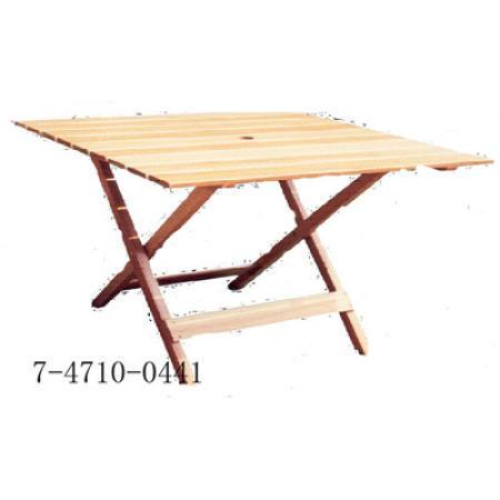 SQUARE FOLDING TABLE (ПЛОЩАДЬ складной стол)