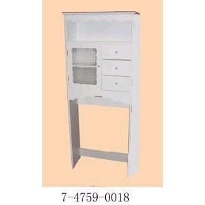 Über die Toilette Storage Unit (Über die Toilette Storage Unit)