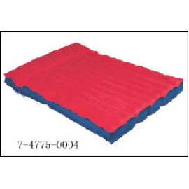 DOUBLE BOX-STYLE AIR-FILLED MATTRESS