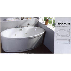 MASSAGE BATHTUB (WITH COMPUTER